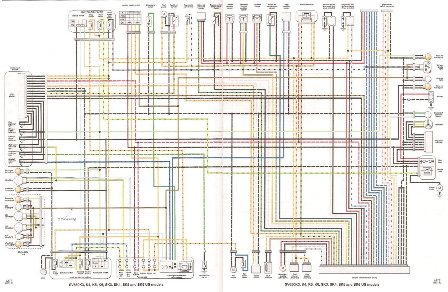 Sv 650 Wiring Diagram Page 3 And Schematics 1999 Sv650 K7 Data Diagrams U2022 Rh Mikeadkinsguitar Com 01