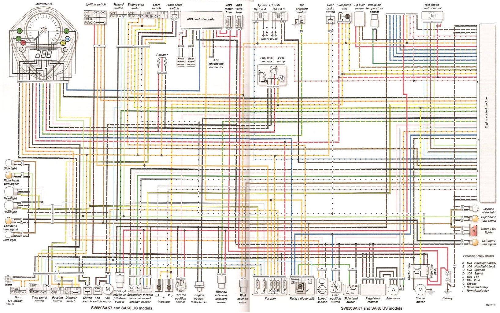 2008 Sv650 Wiring Diagram Diagrams 2002 Kawasaki 650 2005 Cbr600rr 28 Images Gsxr 1000 2007